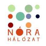 nóra-háló logó