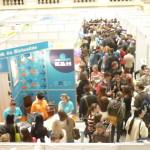 Az állástkeresők tömege megérkezett Állásbörzére a Lépéselőny látszik hogy szükséges