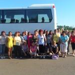 Ezzel a busszal érkeztünk debrecenből, ezzel is megyőnk el budapestről