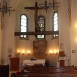 Templomlátogatás is a kirándulás része volt