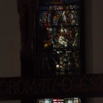 ólómüvegablakokat csodálhattak meg akik velünk jöttek debrecenből