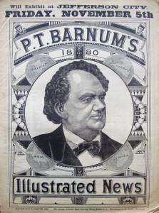 Barnum cirkuszi produkciója befolyásolja személyiségünk