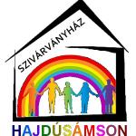 Hajdúsámson Szivárványház logó