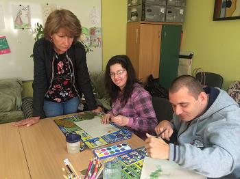 Rehabilitációs tevékenységekkel várunk minden fogyatékkal élőt