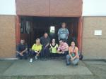 Lovas tanyára látogattak el segítők és ellátottjaik